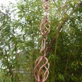 Ôsaka - Cadena de lluvia - Canaleta decorativa