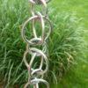 Cadena de acero inox - Bajante de agua