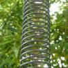 Resorte de acero inox - Cadena de Lluvia - Bajada pluvial