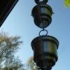 Canalón de aluminio - Bajante de agua